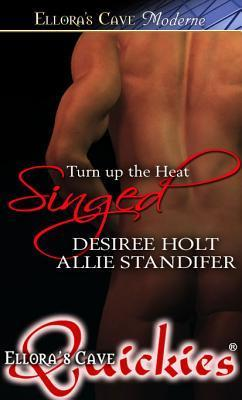 Singed  by  Desiree Holt