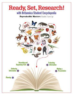 Ready Set Research with Comptons  by  Britannica Reproducible Masters Grades 6 and Up. by Encyclopaedia Britannica