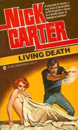 Living Death (Killmaster, #48) Nick Carter