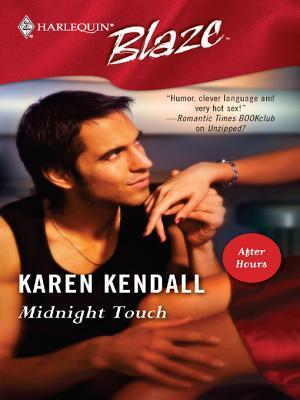 Midnight Touch (After Hours #3) (Harlequin Blaze #258) Karen Kendall