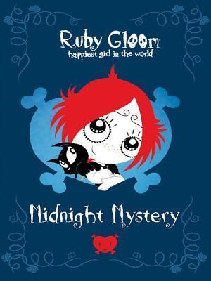 Midnight Mystery (Ruby Gloom, #1) Rebecca McCarthy