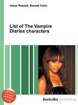 List of the Vampire Diaries Characters Jesse Russell