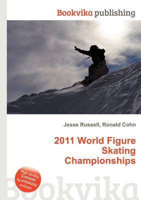 2011 World Figure Skating Championships Jesse Russell