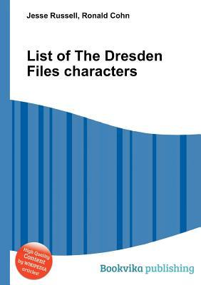 List of the Dresden Files Characters  by  Jesse Russell