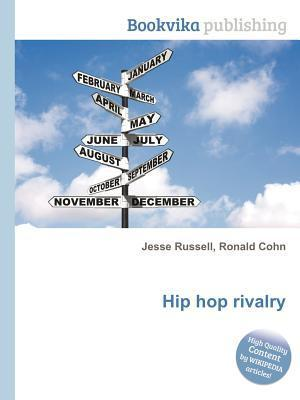 Hip Hop Rivalry  by  Jesse Russell