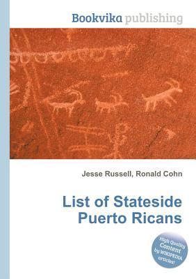 List of Stateside Puerto Ricans Jesse Russell