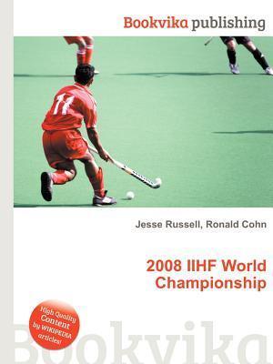 2008 Iihf World Championship Jesse Russell