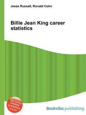 Billie Jean King Career Statistics Jesse Russell