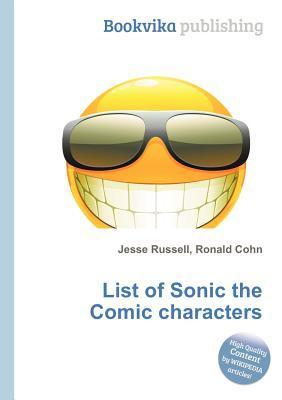 List of Sonic the Comic Characters  by  Jesse Russell