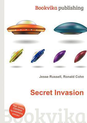 Secret Invasion Jesse Russell