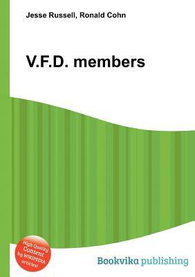 V.F.D. Members Jesse Russell