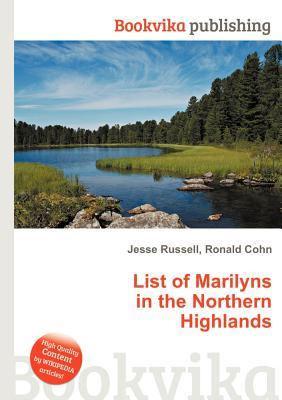 List of Marilyns in the Northern Highlands  by  Jesse Russell