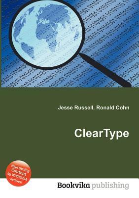 Cleartype Jesse Russell