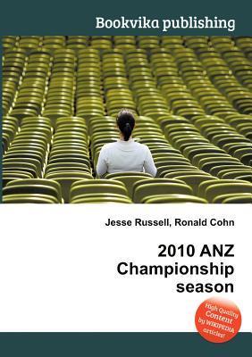 2010 Anz Championship Season Jesse Russell
