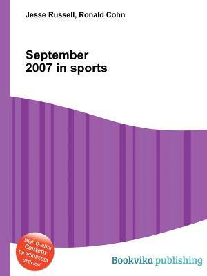 September 2007 in Sports Jesse Russell