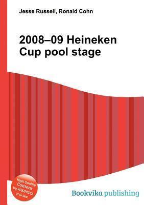 2008-09 Heineken Cup Pool Stage Jesse Russell