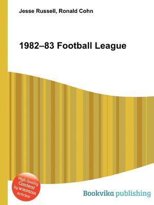 1982-83 Football League Jesse Russell