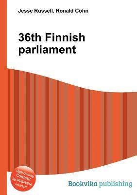 36th Finnish Parliament Jesse Russell