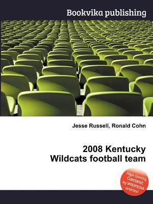 2008 Kentucky Wildcats Football Team Jesse Russell