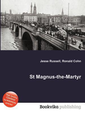 St Magnus-The-Martyr Jesse Russell