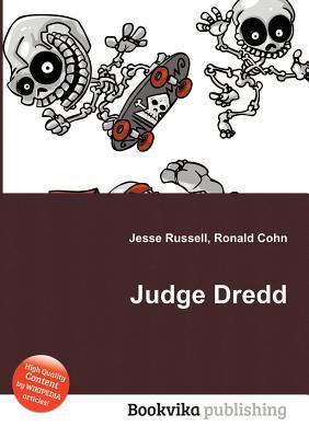 Judge Dredd Jesse Russell