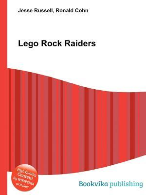 Lego Rock Raiders  by  Jesse Russell