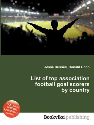 List of Top Association Football Goal Scorers Country by Jesse Russell
