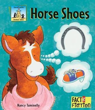 Horse Shoes  by  Nancy Tuminelly