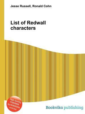List of Redwall Characters  by  Jesse Russell