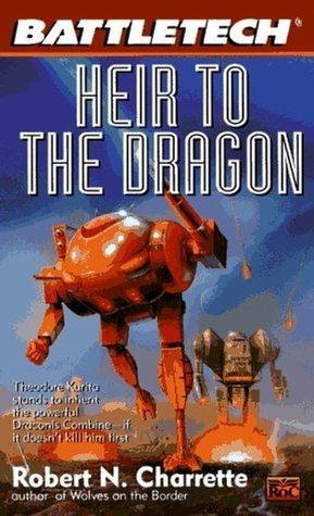 Heir To The Dragon Robert N. Charrette