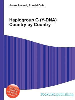 Haplogroup G (Y-DNA) Country Country by Jesse Russell
