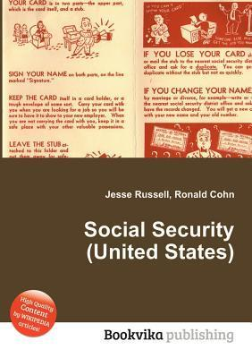 Social Security  by  Jesse Russell