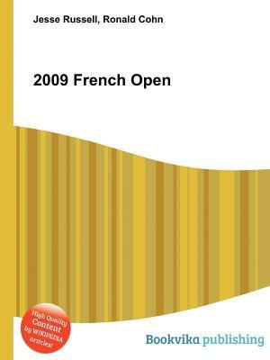 2009 French Open Jesse Russell