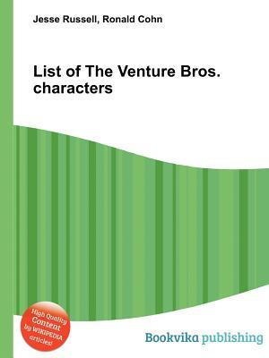 List of the Venture Bros. Characters Jesse Russell