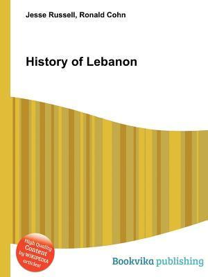 History of Lebanon  by  Jesse Russell