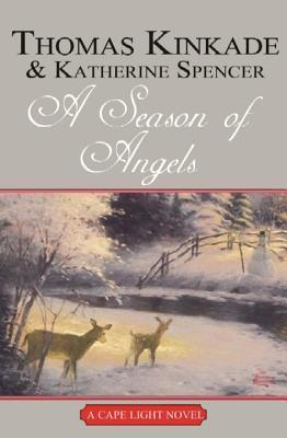 A Season of Angels Thomas Kinkade