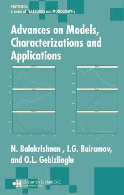 Advances on Models, Characterizations and Applications Nagraj Balakrishnan
