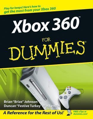 Xbox 360 For Dummies Brian   Johnson