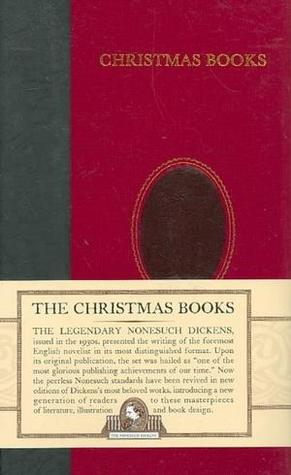 Chritmas Books  by  Charles Dickens
