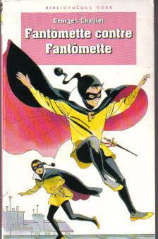 Fantômette Et Les 40 Milliards  by  Georges Chaulet