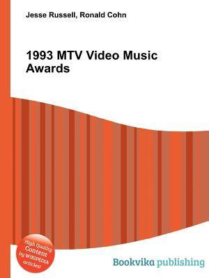 1993 MTV Video Music Awards Jesse Russell