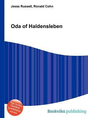 Oda of Haldensleben  by  Jesse Russell