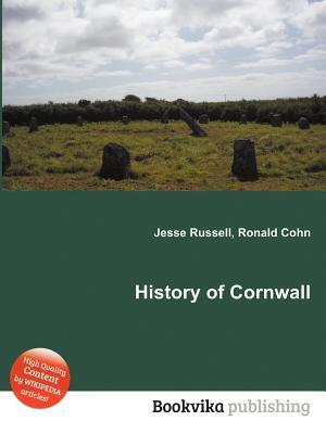 History of Cornwall  by  Jesse Russell