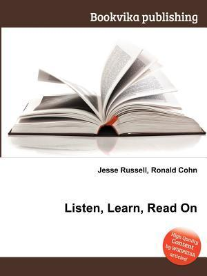 Listen, Learn, Read on Jesse Russell