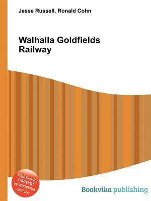 Walhalla Goldfields Railway Jesse Russell