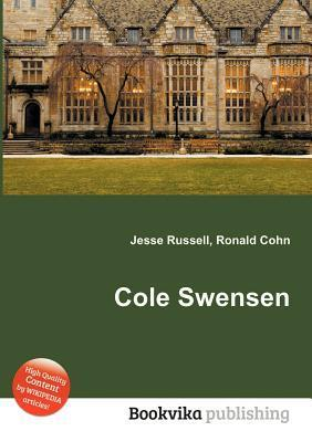 Cole Swensen  by  Jesse Russell