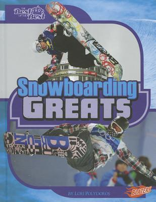 Snowboarding Greats Lori Polydoros