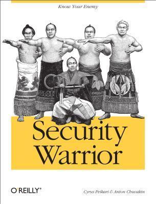 Security Warrior  by  Cyrus Peikari