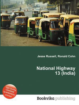 National Highway 13  by  Jesse Russell