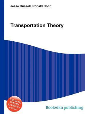 Transportation Theory  by  Jesse Russell